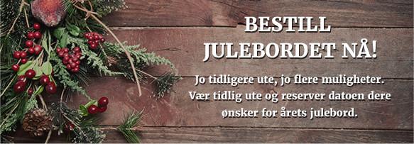 Julebord i Stavanger